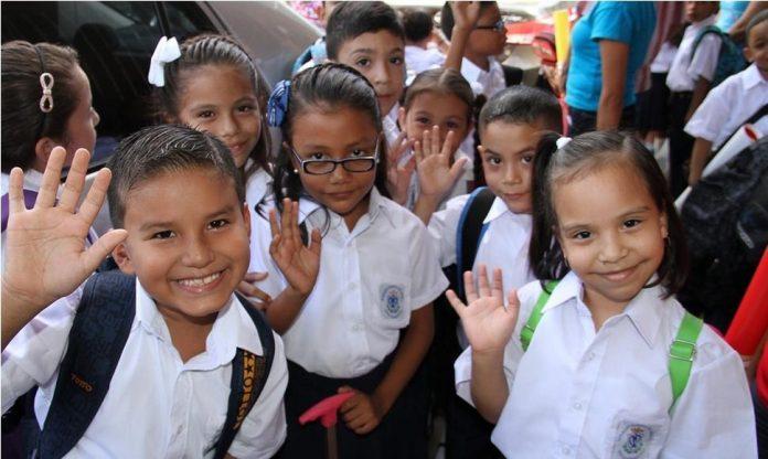 niños no podrán estudiar pandemia Honduras