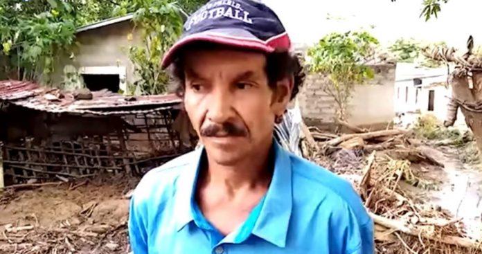 exbarbero Rambo de León Honduras