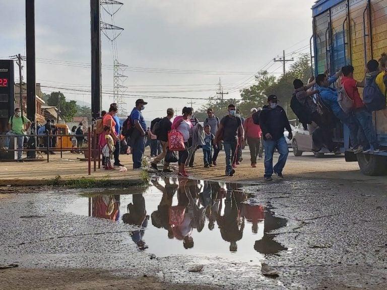 """Policía de Fronteras: Caravanas serán """"un fracaso"""" con beneficio para el crimen"""