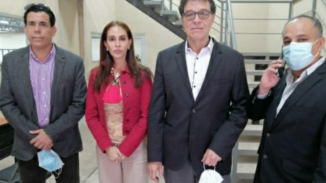 CNE admite denuncia