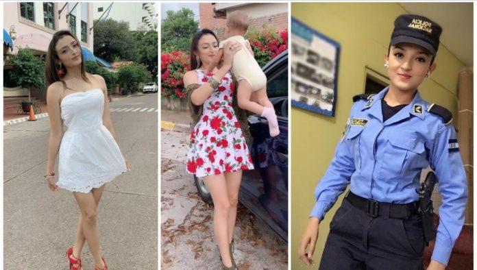 barbie policía celebró cumpleaños