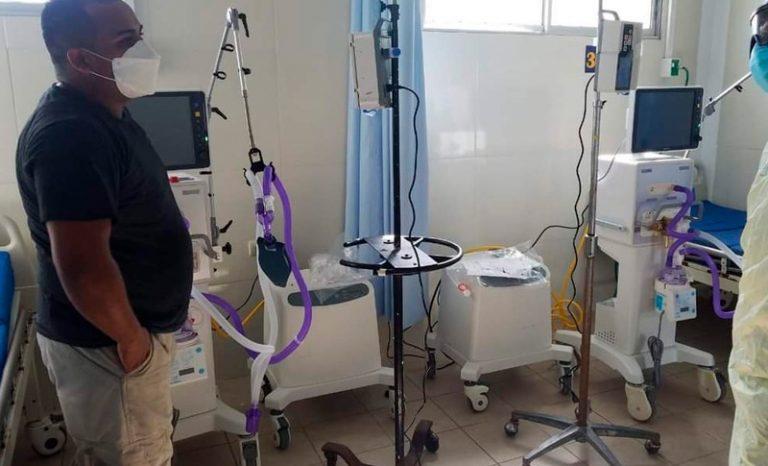 Salud investiga si ventiladores mecánicos que compró COPECO causaron muertes