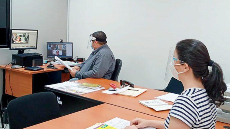 Realizan primera audiencia virtual en Honduras: ¿Quién es el imputado?