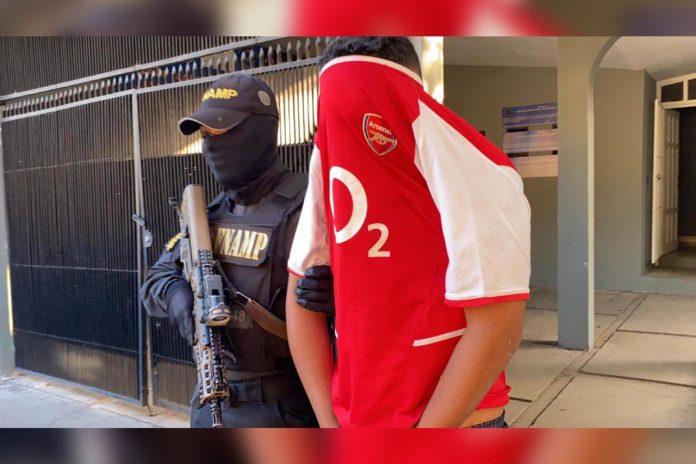 Capturan 4 criminales en Honduras