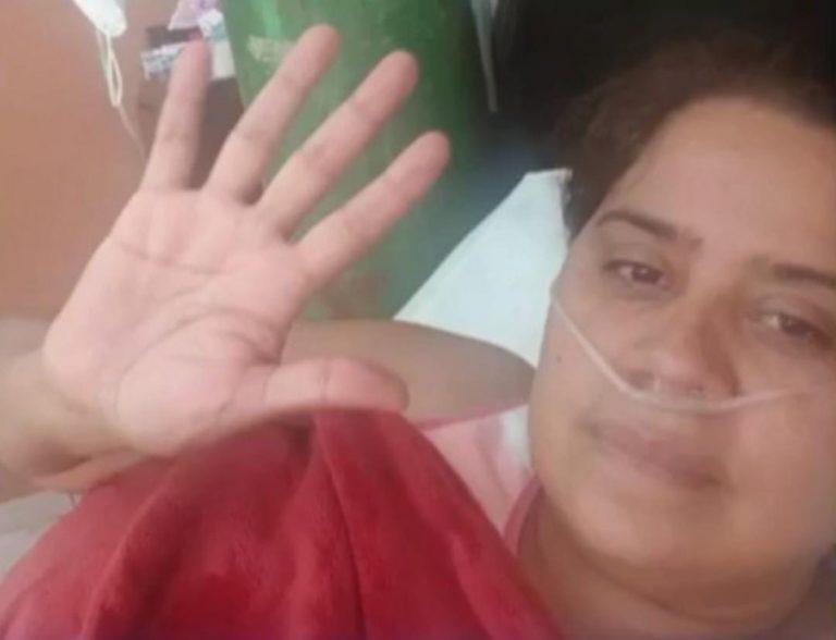 Por segunda vez, la doctora Karla Pavón se contagia de COVID-19