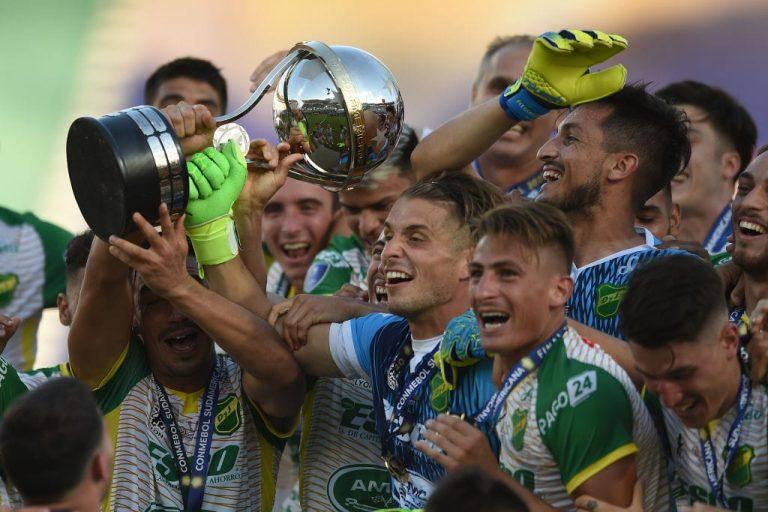 Defensa y Justicia derrota a Lanús y es campeón de la Copa Sudamericana