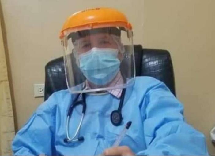 Por COVID, muere el doctor Miguel Ángel Paz, reconocido profesional en Villanueva