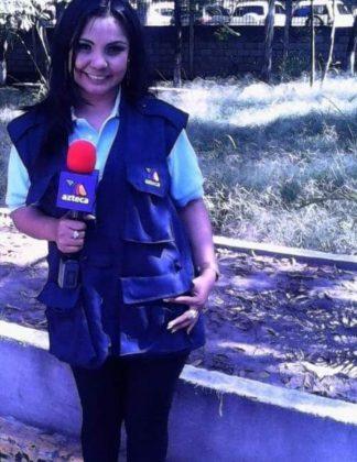 Rebeca primera mujer portavoz policía