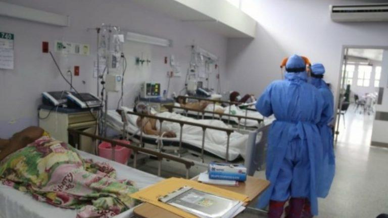 """""""Tórax"""" colapsa por COVID-19: habilitan hasta el área de cardiología"""
