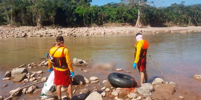 niño ahogado río Ulúa