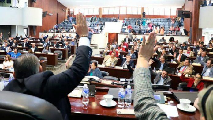 legislatura 2020 Congreso Nacional