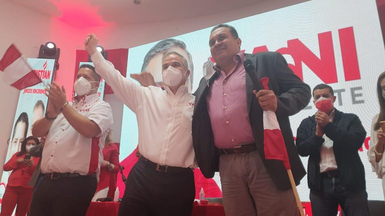 Luis Zelaya sin coordinador en El Paraíso; David Amador se une a Movimiento Yanista
