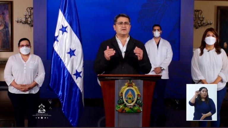 Honduras recibirá 800 mil vacunas; inmunizará a todo personal de salud, dice gobierno