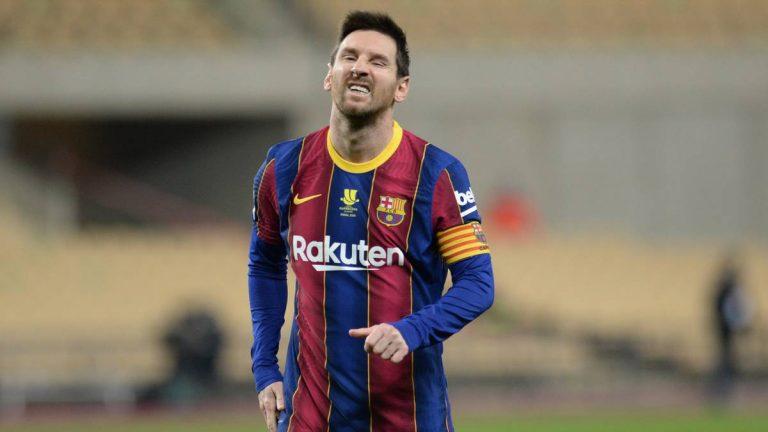 Se confirma el veredicto sobre la sanción de Messi