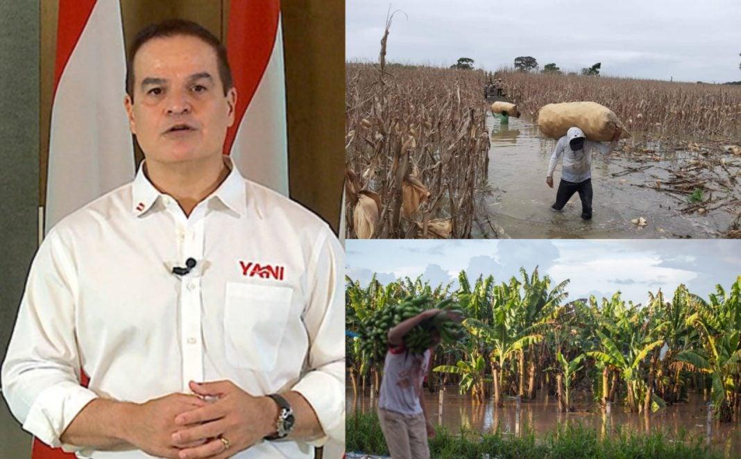 Movimiento Yanista recuperar el agro