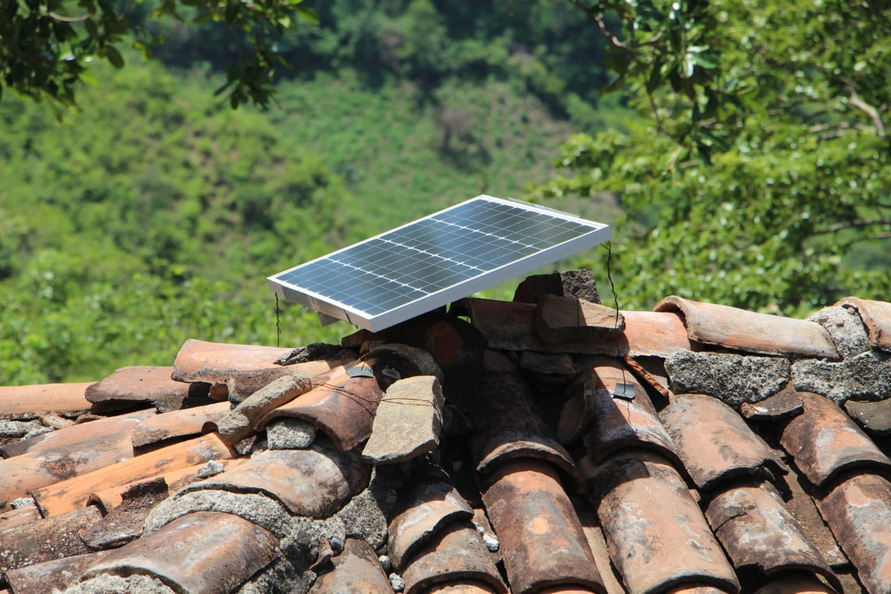 energía renovable Honduras