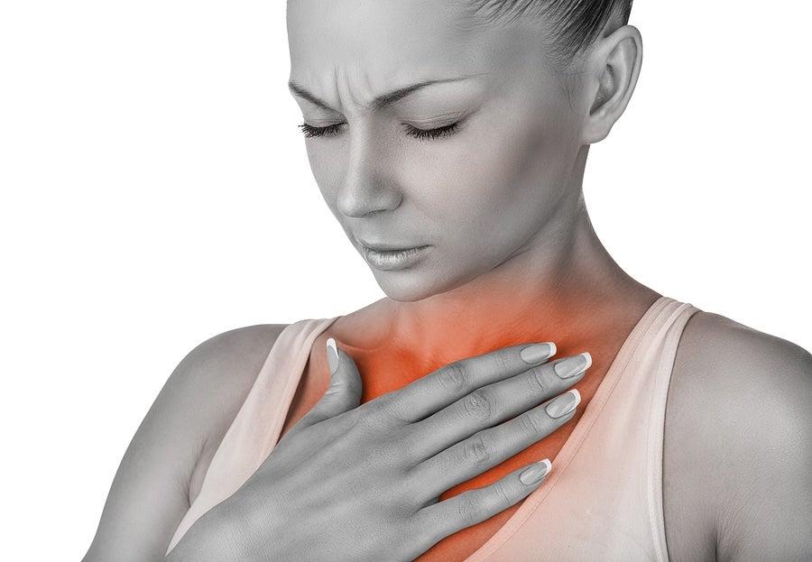 la acalasia síntomas y causas