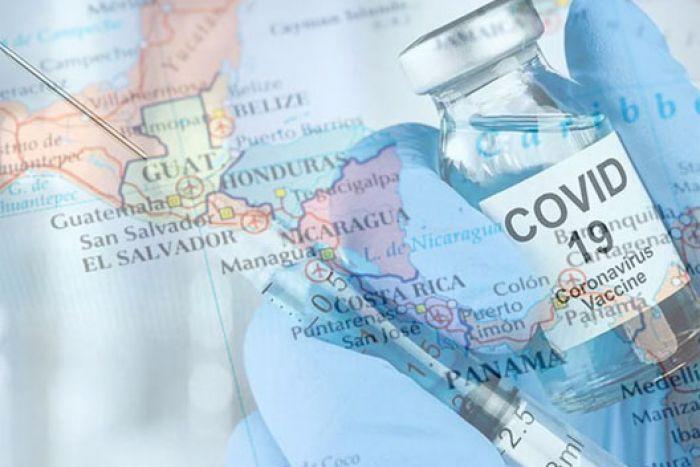 COVID-19 en Centroamérica: las vacunas elegidas y cuál es el plan de inmunización