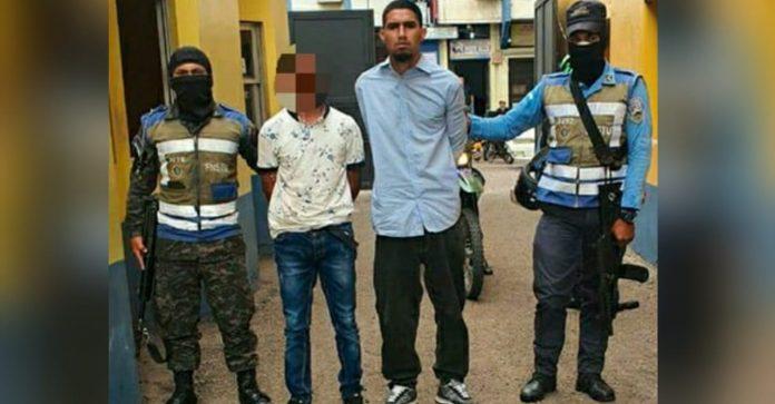 sicarios iban a matar a taxista tegucigalpa