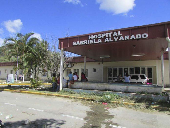 colapsa sala covid Gabriela Alvarado