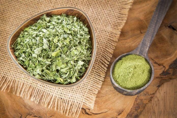 Moringa remedio natural