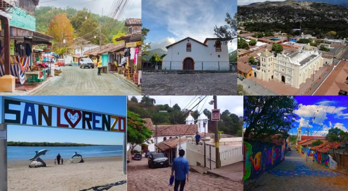 Pueblos de Honduras para visitar 2021