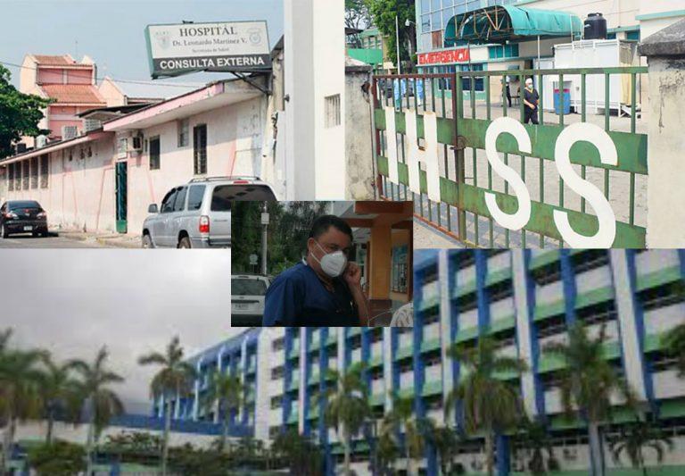 Doctor Umaña: Al menos 13 muertos en 24 horas en hospitales de SPS por COVID-19