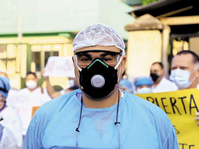 Muertes por COVID en Honduras