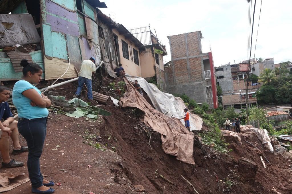 fallas geológicas en El Reparto