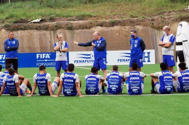 FENAFUTH anuncia amistosos para la Selección Mayor y Sub-23