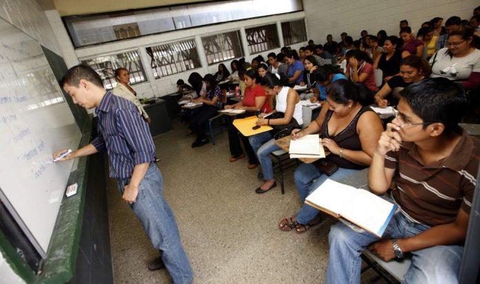 educación Honduras alumnos desertaron