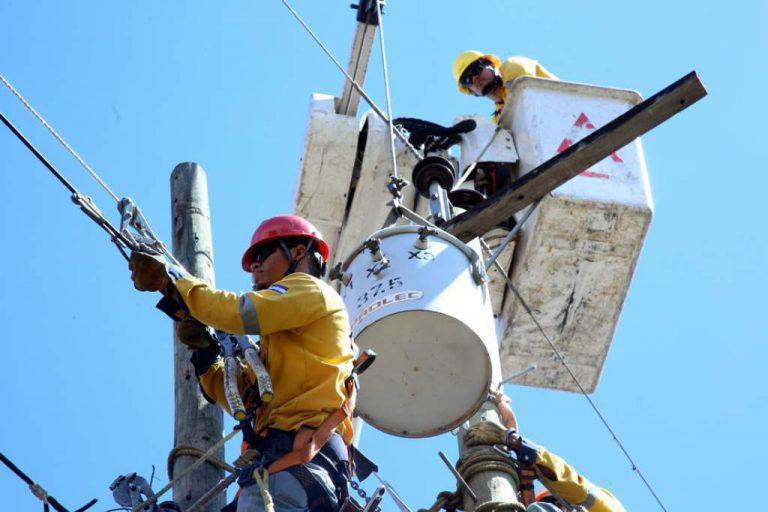 JUEVES: EEH anuncia cortes de energía para la zona noroccidental de Honduras