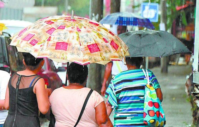 frente frío Honduras regiones impactará
