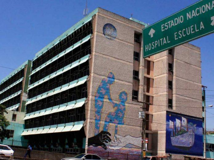 Hospital Escuela hospital móvil TGU