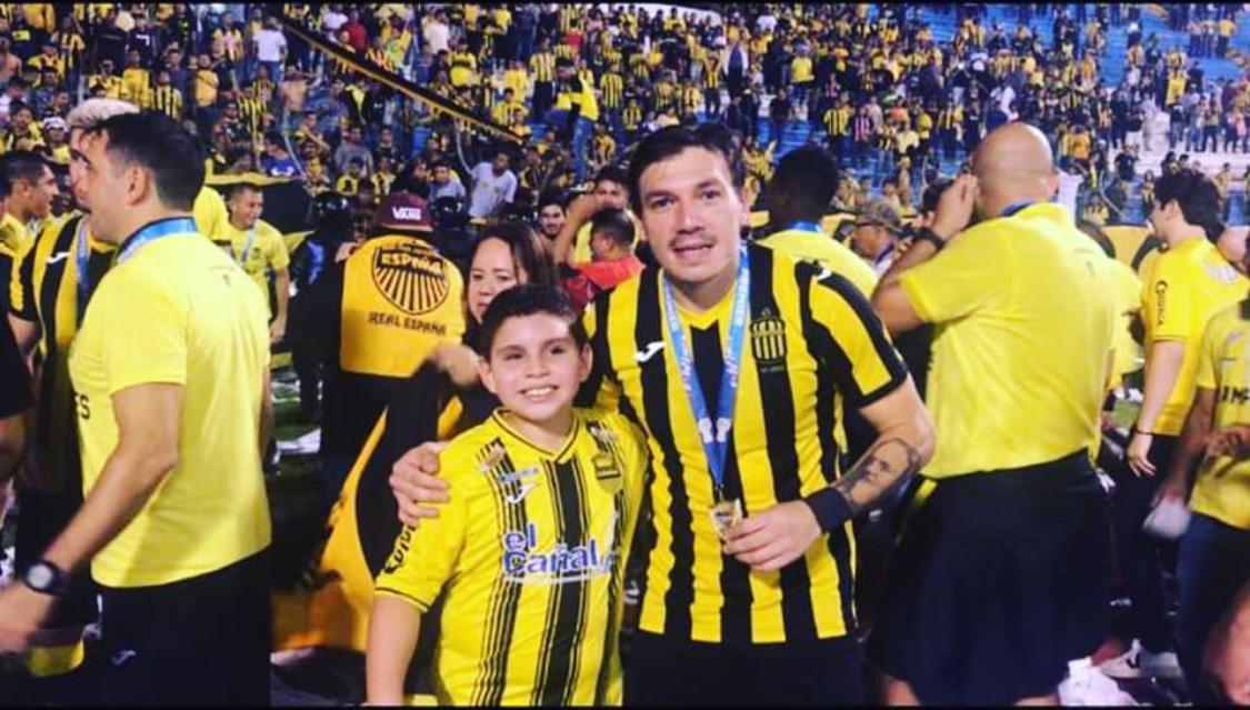 Matías Soto: «Recibí una llamada de un equipo de Honduras»