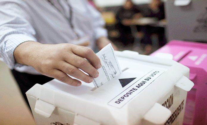 Mascarilla requisito para elecciones