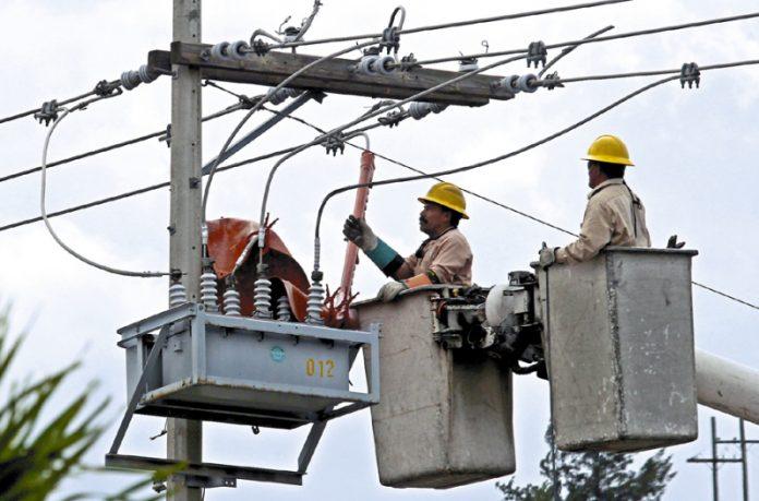 cortes de energía domingo eeh