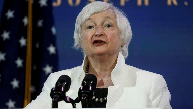 Janet Yellen es nombrada secretaria del Tesoro de EEUU, primera mujer en ese cargo