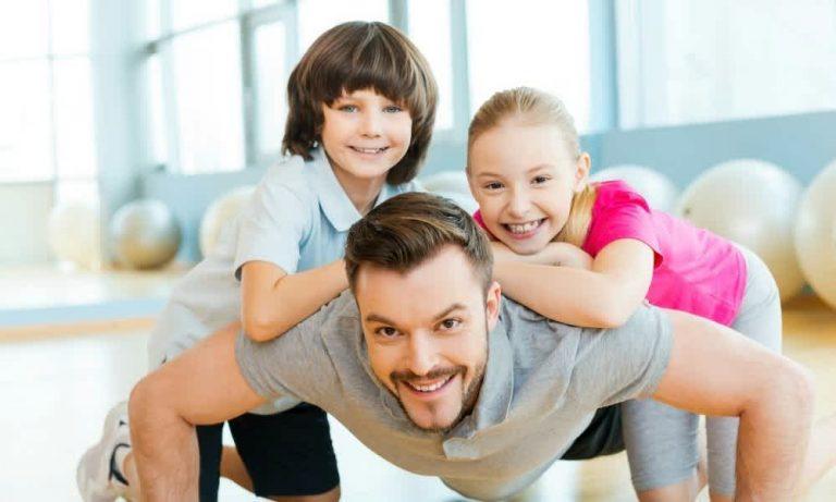 Por estas poderosas razones, tus hijos deben convivir con su papá