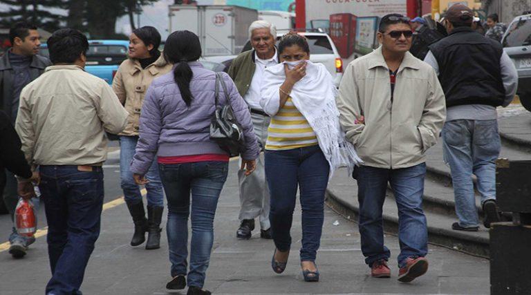 Segundo frente frío del 2021 ingresa este viernes a Honduras