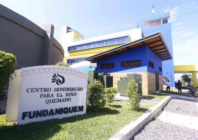 Honduras recibe el Día del Niño Quemado con ocho ingresados en FUNDANIQUEM