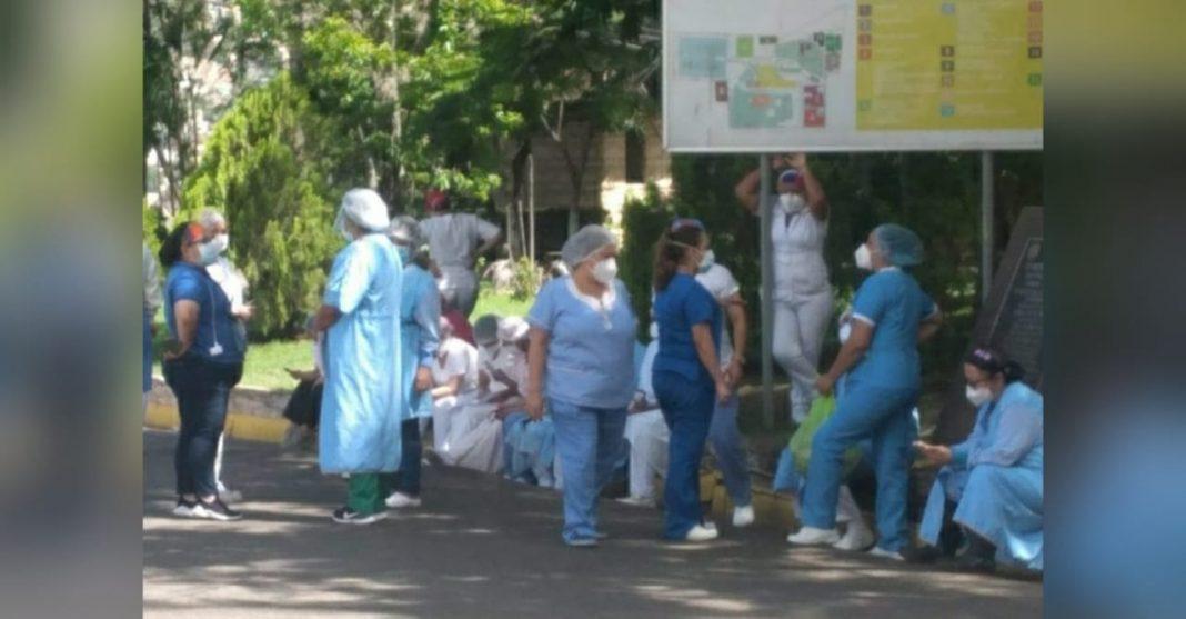 despido enfermeras Tórax
