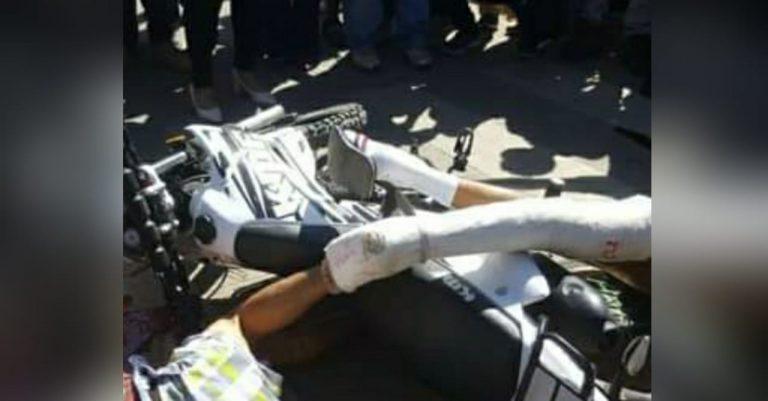 Olancho: asesinan a dos hombres en motocicleta en cercanías del MP