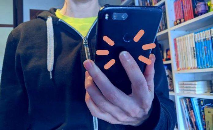 Android 12 doble toque atrás