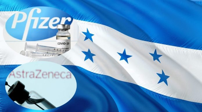 vacuna antiCovid Honduras