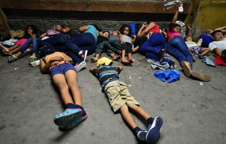 Expertos: Hondureños sufren torturas y violaciones en rutas migratorias