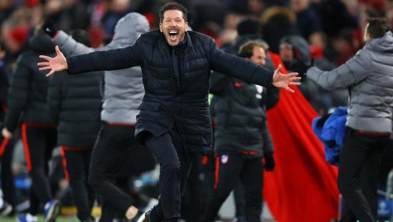 Simeone, mejor entrenador de la década según la IFFHS