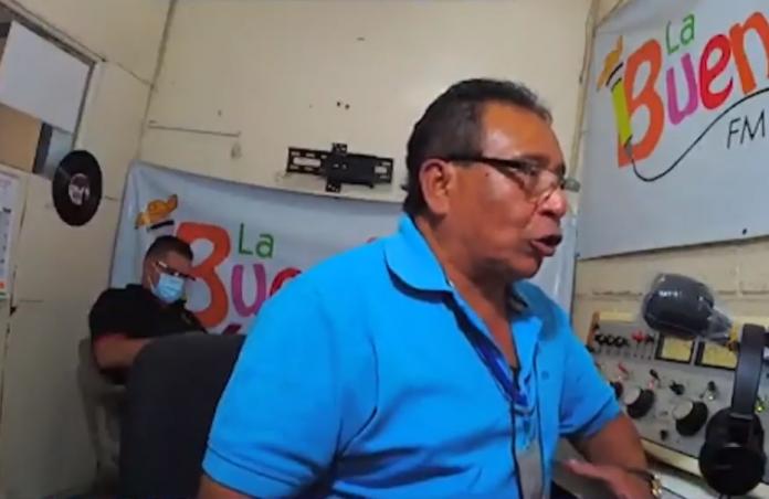 "Fallece locutor ""Chilo"" Vásquez"