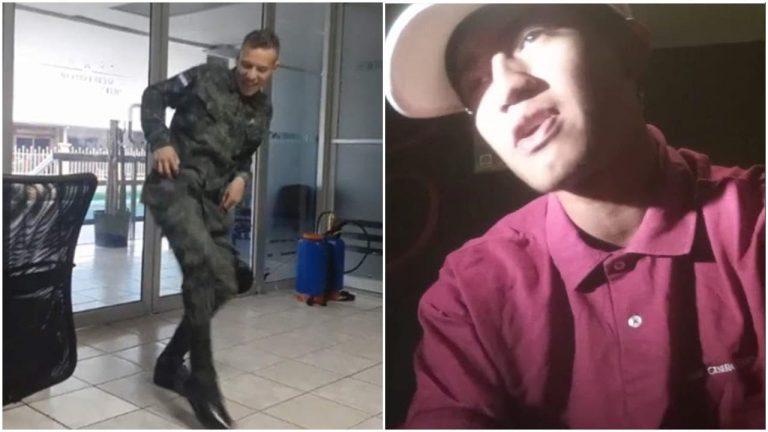 VÍDEO| Tras su muerte, joven hondureño dedica canción a Esdras Laínez
