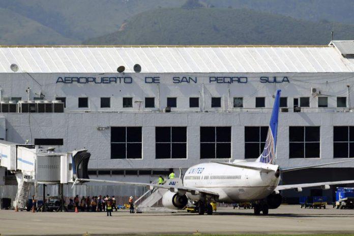 vuelos internacionales destinos aeropuerto Villeda Morales